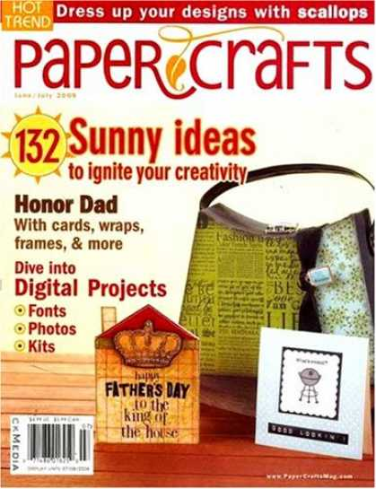 Bestselling Magazines (2008) - Paper Crafts