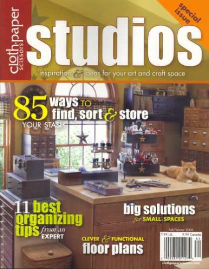 Bestselling Magazines (2008) - Studios, Special 2008 Issue