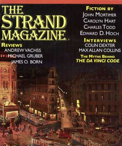 Bestselling Magazines (2008) - The Strand