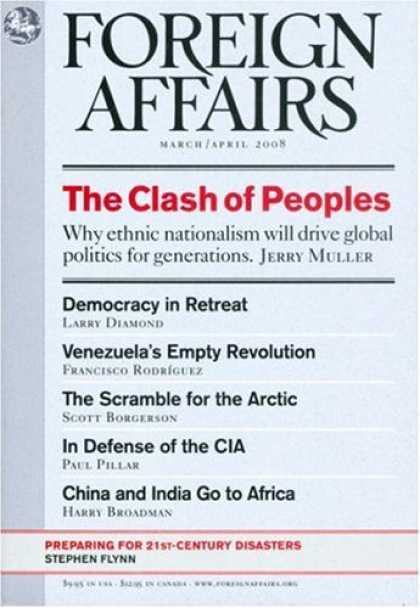 Bestselling Magazines (2008) - Foreign Affairs