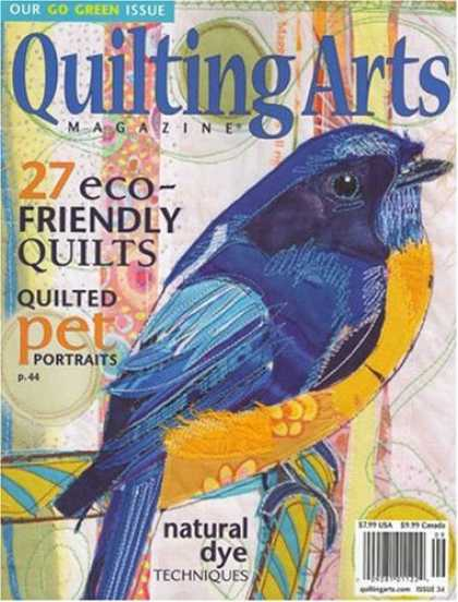 Bestselling Magazines (2008) - Quilting Arts