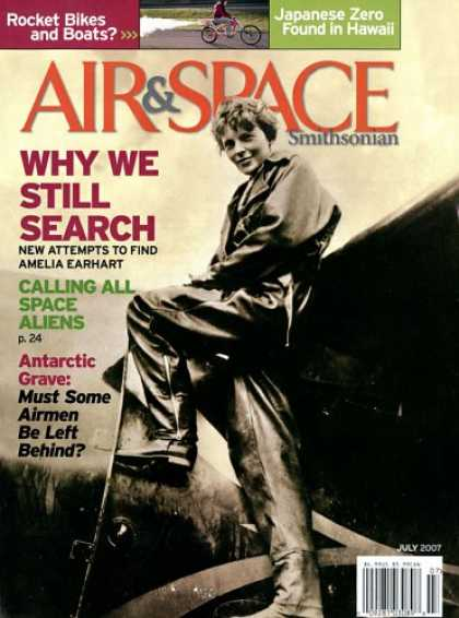 Bestselling Magazines (2008) - Air & Space