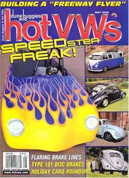 Bestselling Magazines (2008) - Dune Buggies and Hot Vws