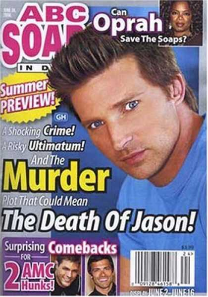 Bestselling Magazines (2008) - Soaps in Depth - ABC
