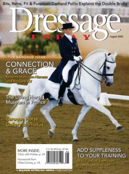 Bestselling Magazines (2008) - Dressage Today