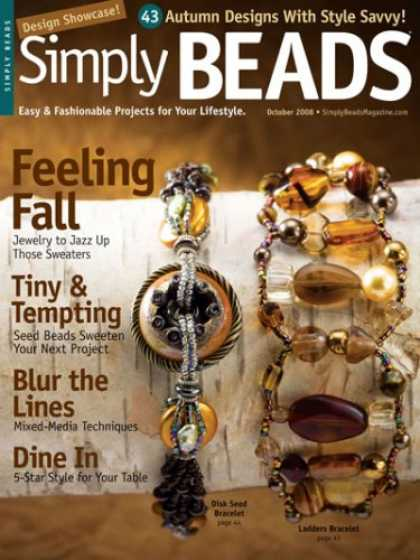 Bestselling Magazines (2008) - Simply Beads
