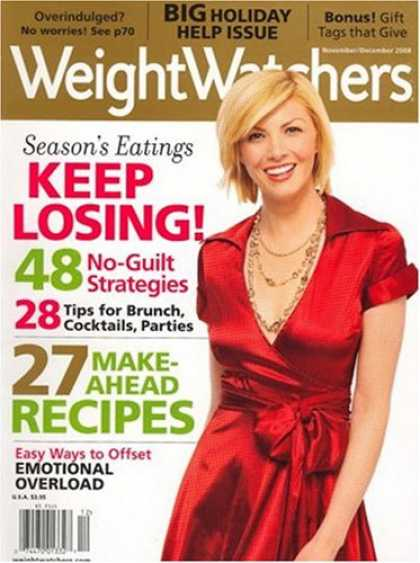 Bestselling Magazines (2008) - Weight Watchers Magazine
