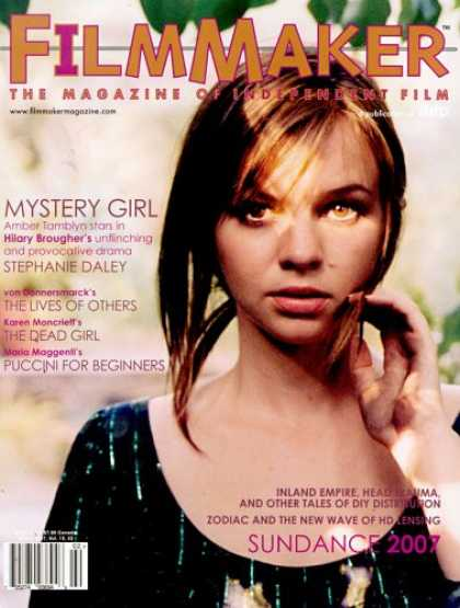 Bestselling Magazines (2008) - FILMMAKER: The Magazine Of Independent Film