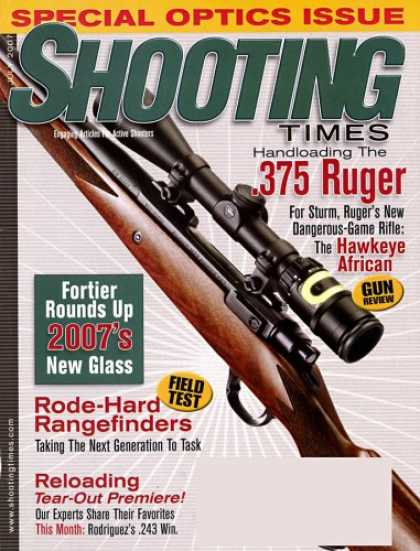Bestselling Magazines (2008) - Shooting Times