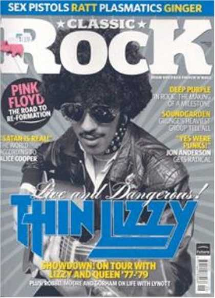 Bestselling Magazines (2008) - Classic Rock