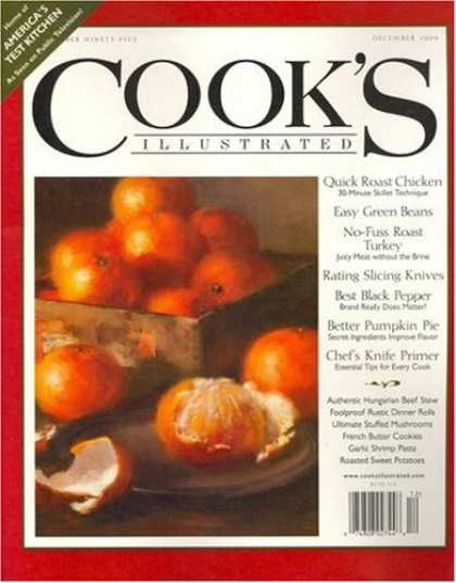 Bestselling Magazines (2008) - Cook's Illustrated