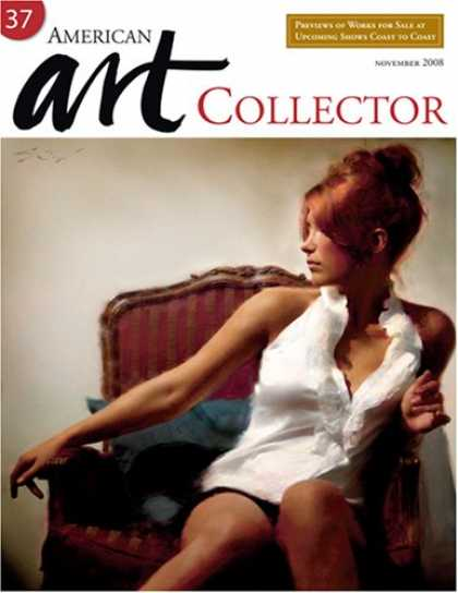 Bestselling Magazines (2008) - American Art Collector