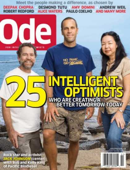 Bestselling Magazines (2008) - Ode - English Edition