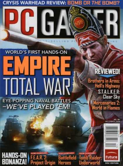 Bestselling Magazines (2008) - PC Gamer