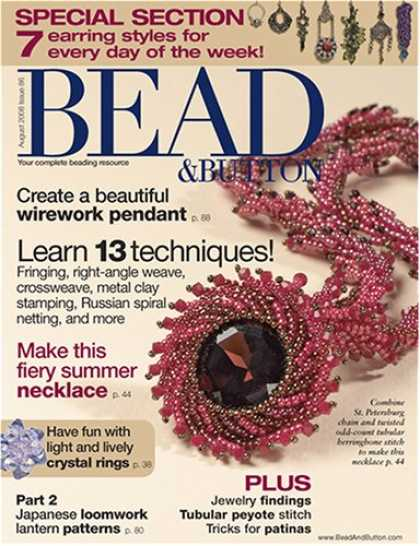 Bestselling Magazines (2008) - Bead & Button