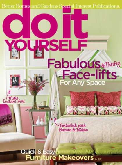 Bestselling Magazines (2008) - Do it Yourself