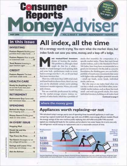 Bestselling Magazines (2008) - Consumer Reports Money Adviser