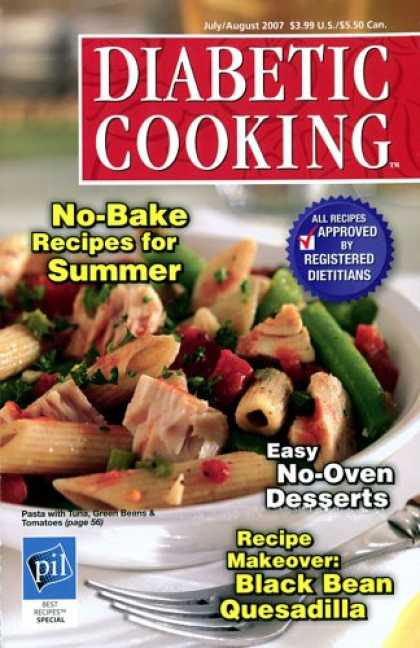 Bestselling Magazines (2008) - Diabetic Cooking