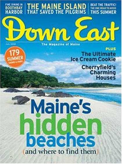 Bestselling Magazines (2008) - Down East - the Magazine of Maine