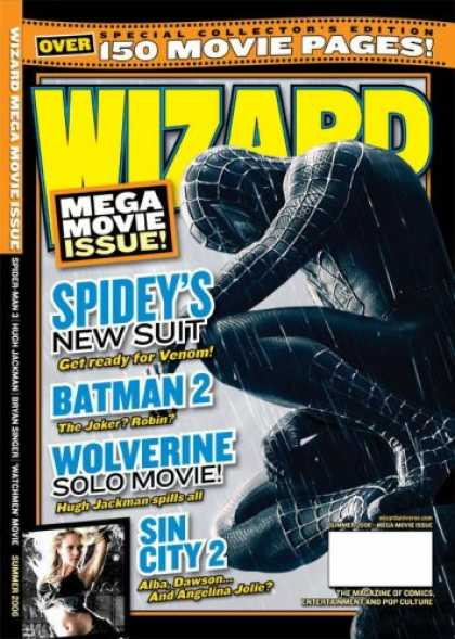 Bestselling Magazines (2008) - Wizard : the Guide to Comics