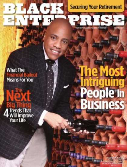 Bestselling Magazines (2008) - Black Enterprise