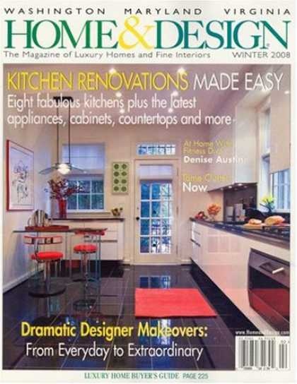 Bestselling Magazines (2008) - Home & Design Magazine