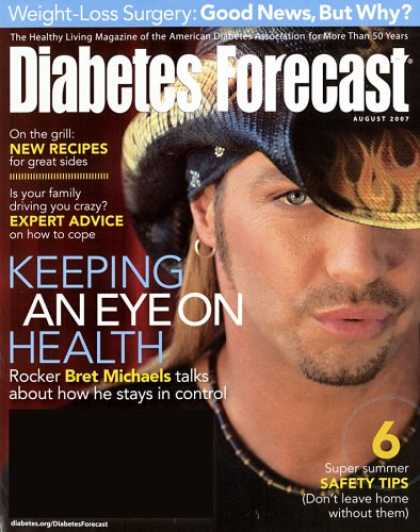 Bestselling Magazines (2008) - Diabetes Forecast