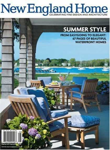 Bestselling Magazines (2008) - New England Home