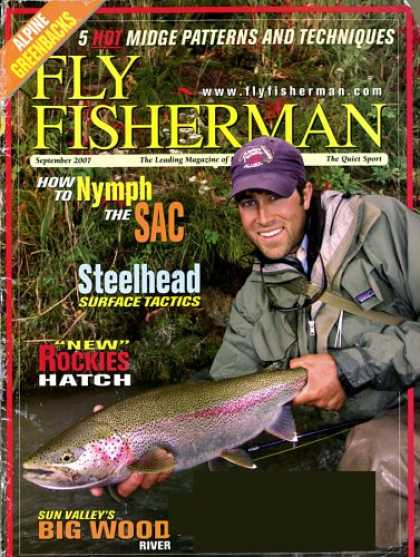 Bestselling Magazines (2008) - Fly Fisherman