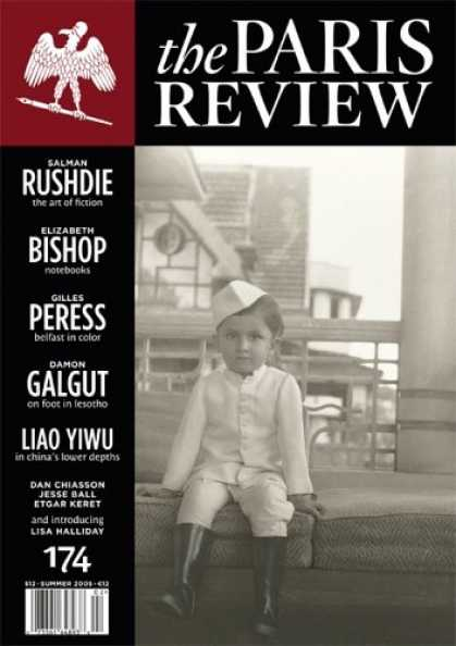 Bestselling Magazines (2008) - Paris Review