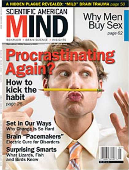 Bestselling Magazines (2008) - Scientific American Mind