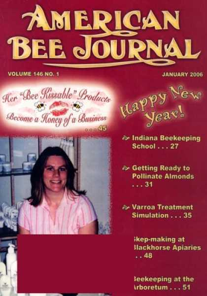 Bestselling Magazines (2008) - American Bee Journal