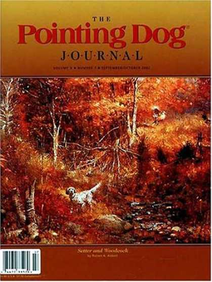 Bestselling Magazines (2008) - Pointing Dog Journal