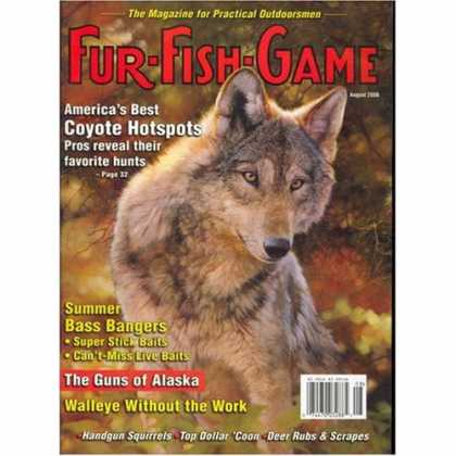 Bestselling Magazines (2008) - Fur Fish & Game