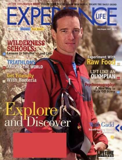 Bestselling Magazines (2008) - Experience Life