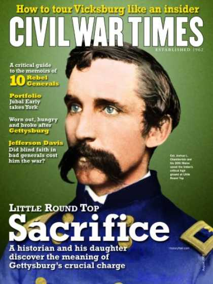 Bestselling Magazines (2008) - Civil War Times