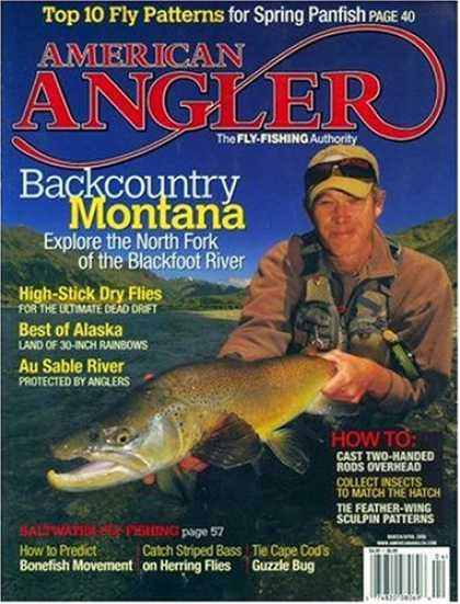 Bestselling Magazines (2008) - American Angler