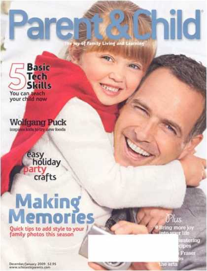 Bestselling Magazines (2008) - Scholastic Parent And Child