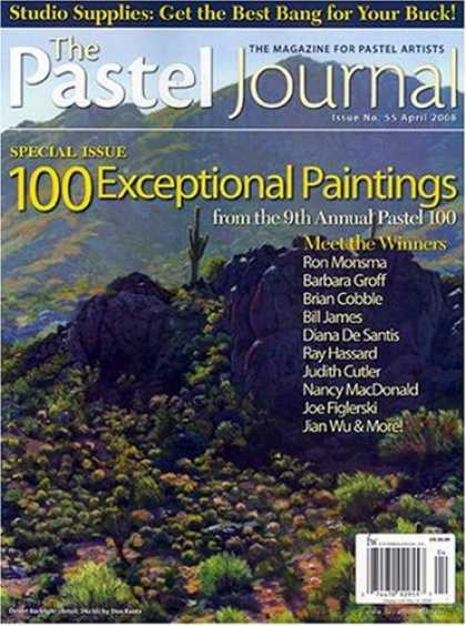 Bestselling Magazines (2008) - Pastel Journal