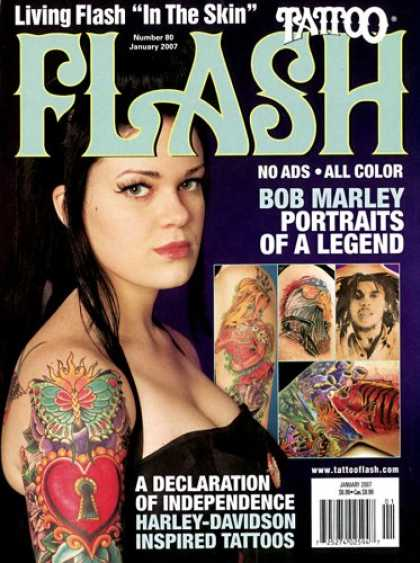Bestselling Magazines (2008) - Flash - Ca