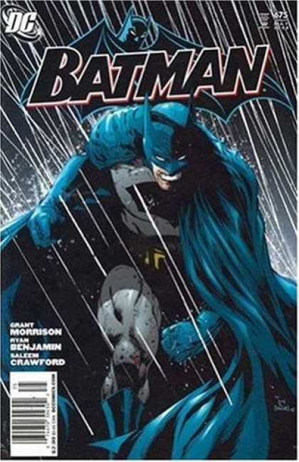 Bestselling Magazines (2008) - Batman Comics
