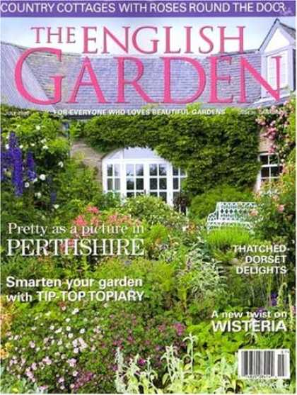 Bestselling Magazines (2008) - The English Garden
