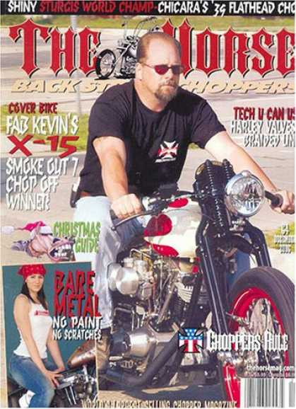 Bestselling Magazines (2008) - Horse Backstreet Choppers