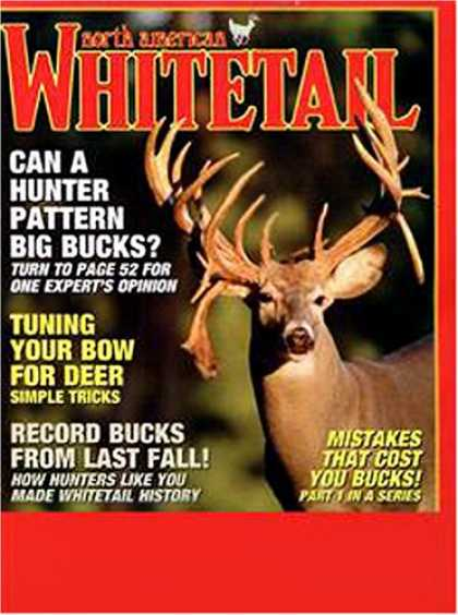 Bestselling Magazines (2008) - North American Whitetail