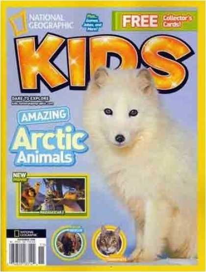 Bestselling Magazines (2008) - National Geographic Kids