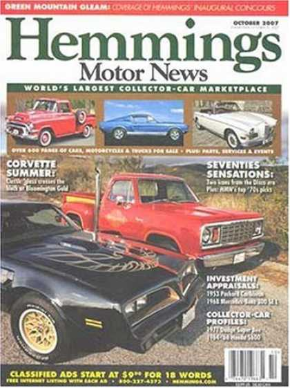 Bestselling Magazines (2008) - Hemmings Motor News