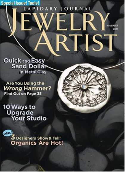 Bestselling Magazines (2008) - Jewelry Artist