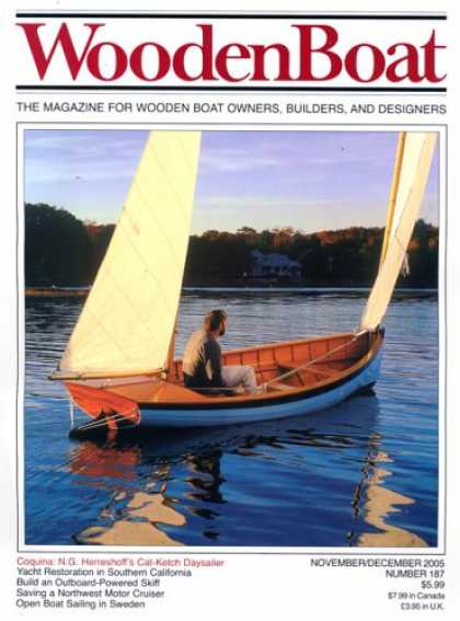 Bestselling Magazines (2008) - Woodenboat