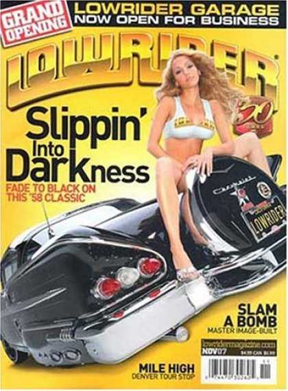 Bestselling Magazines (2008) - Lowrider