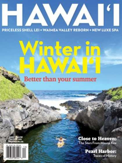 Bestselling Magazines (2008) - Hawaii Magazine